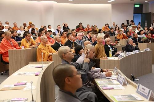 2017.11.22 「國際入世佛教協會第十八屆大會」